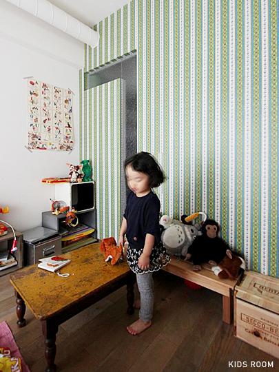 横須賀の週末住宅、キッチン