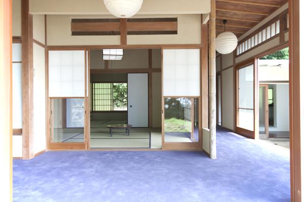 横須賀の週末住宅、和室