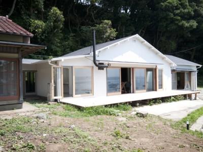 「ルーヴィス」のリノベーション事例「横須賀の週末住宅」