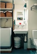 洗面台、パウダールーム