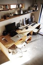 書斎、趣味部屋