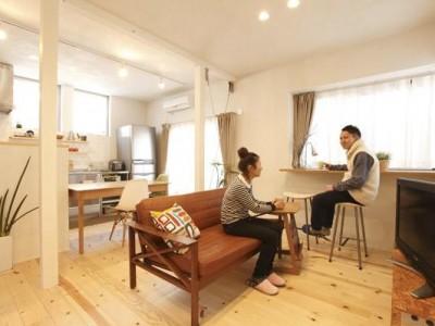「LOHAS studio」の戸建リノベーション事例「埼玉県H邸」