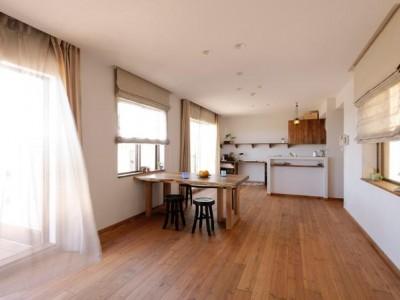 「LOHAS studio」のマンションリノベーション事例「神奈川県G邸」