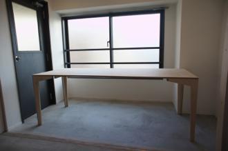 DIY組立てテーブル