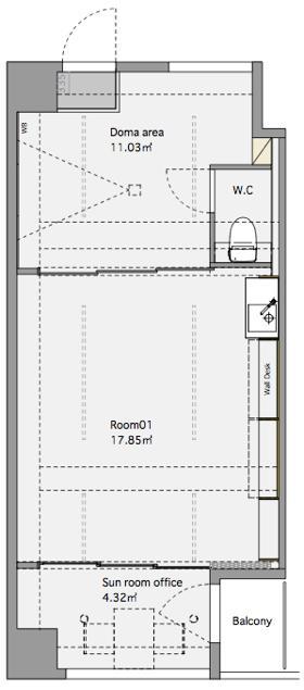 H2DO一級建築士事務所,MK WORKS,ドマとサンルーム