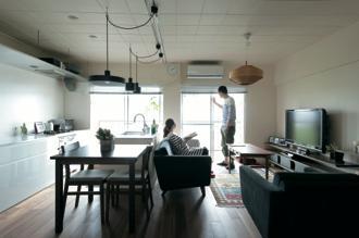 ETLA design,ヨシナガ工業,リビタ,東京都板橋区