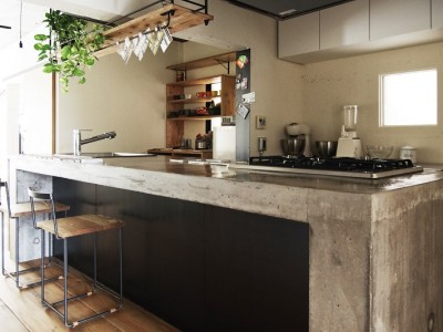 「エイトデザイン」のリノベーション事例「名古屋市千種区今池 T様邸」