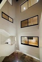 壁飾り、窓