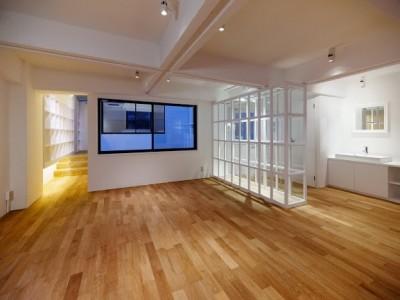 「株式会社リボーンキューブ」の戸建リノベーション事例「MAISON BLANCHE」