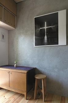 青木律典、書斎、仕事部屋