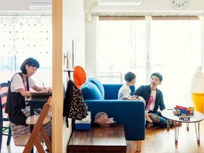 「株式会社アートアンドクラフト」のマンションリノベーション事例「すみなれたまちでTOLAに暮らす」