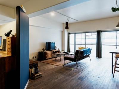 「株式会社アートアンドクラフト」のマンションリノベーション事例「TOLAでつくる2人住まい」