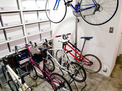 「リノベの最新情報」の「リノベ好きは自転車好き!? 室内に自転車、増えてます。《リノベのトレンドvol.4》」
