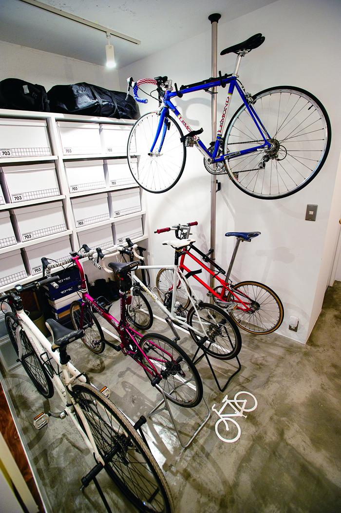 「リノベの最新情報」の「《リノベのトレンドvol.4》リノベ好きは自転車好き!?  室内に自転車、増えてます。」