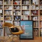 「リノベの最新情報」の「《リノベのトレンドvol.7》リノベならではの特権!? 天井まで本棚」