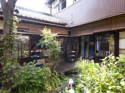 「リノベの最新情報」の「【花想容(かそうよう)】大正期に建てられた日本家屋で着物やお茶の魅力と出合う@目白」