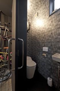 ハコリノベ、サンリフォーム、トイレ