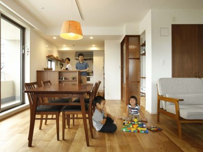 「スタイル工房」のリノベーション事例「「新築じゃなくてやっぱりリノベ!」 DIYで夫婦のこだわりと夢を実現させた家」