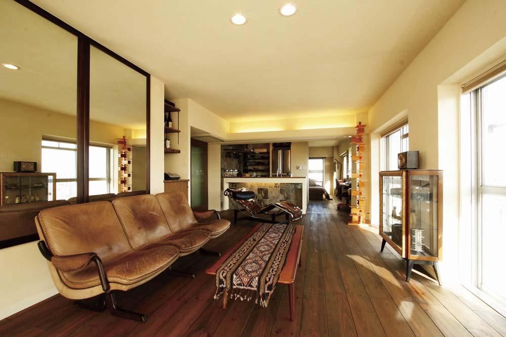 「One's Life ホーム」のリノベーション事例「希望を見事にカタチにする提案力と施工で理想の空間に」