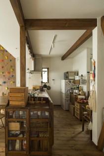 DIY収納、キッチン収納、スタイル工房