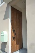 木製、ドア、玄関、ロクサ株式会社
