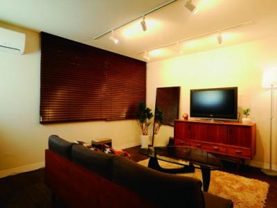 「すむ図鑑」のリノベーション事例「ミッドセンチュリーの家具に合わせた、60's Style提案」