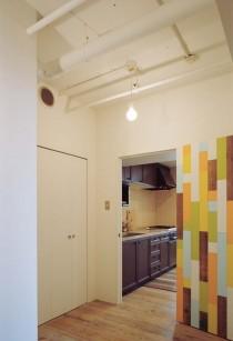 石井大吾デザイン室一級建築士事務所、建築家のリノベーション、キッチン、既存