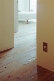 石井大吾デザイン室一級建築士事務所、建築家のリノベーション、足場板
