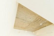 天井、コンクリート、オシャレ感、Beat HOUSE