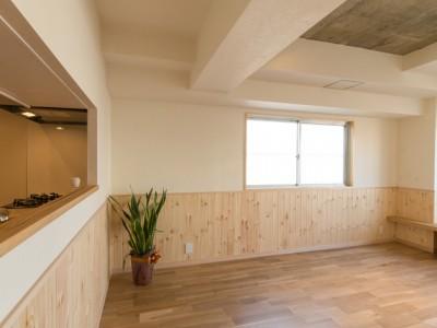 「Beat HOUSE」のリノベーション事例「自然素材へのこだわり!人にもペットにも安心で優しいリノベーション」