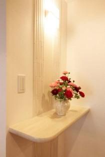装飾、壁、飾り棚、リノステージ
