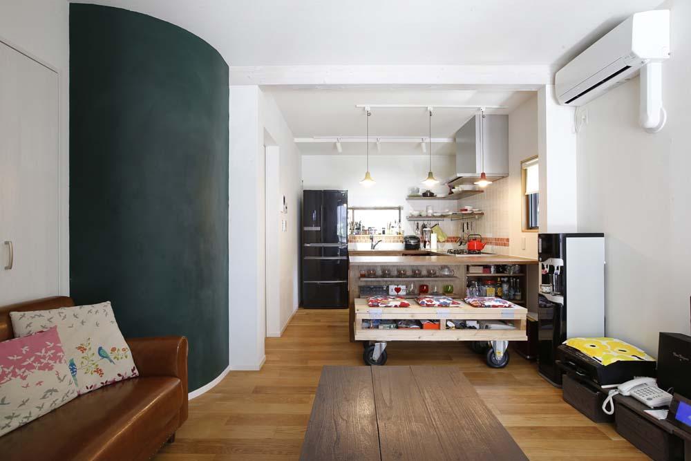 「スタイル工房」のリノベーション事例「自分たちで手をかけて楽しむ家づくり。 築30年の老朽化住宅を蘇らせた!」