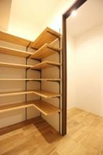 玄関、収納棚、造作家具、KULABO