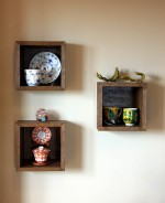 飾り棚、収納、見せる収納、スタイル イズ スティルリビング