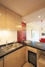 オープン、キッチン、対面、株式会社 アレックスv