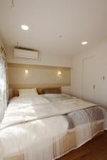 ベッドルーム、クローゼット、落ち着く空間、株式会社 アレックス