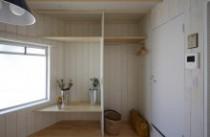 壁面、収納、オープンクローゼット、Tsudou Design Studio、ツドウデザインスタジオ