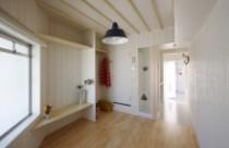 水廻り、ワンルーム、玄関、Tsudou Design Studio、ツドウデザインスタジオ