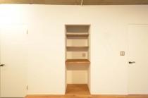 ニッチ、棚、棚板、造作、Style-J、住環境ジャパン