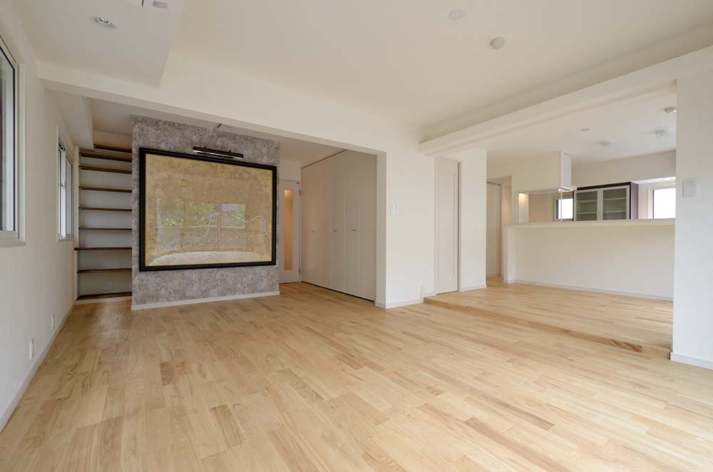 「One's Life ホーム」のリノベーション事例「趣味の「輸入家具」にマッチした部屋作りを」