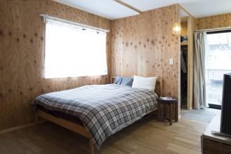 ベッドルーム、収納、オープン、独立壁、株式会社リビタ