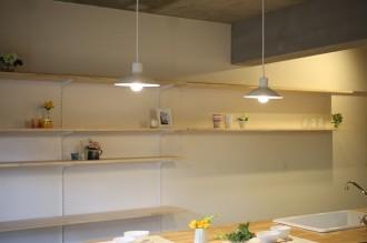 造作棚、照明、飾り棚、KULABO、クラボ