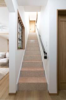階段、スロープ、RE住む、ベツダイ