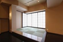 畳スペース、自然素材、和、和モダン、アレックス