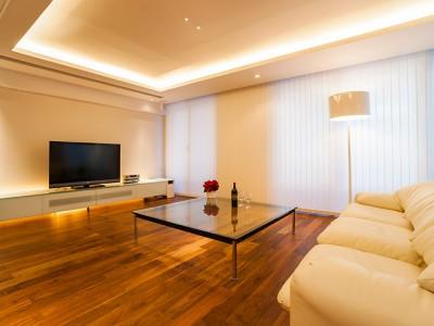 「QUALIA クオリア」のリノベーション事例「シンプルモダン、シャビーシック、モロッコ調。部屋ごとに雰囲気が変わるマンション」