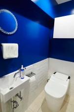 間取り、変更、トイレ、タイル、塗装、リノまま