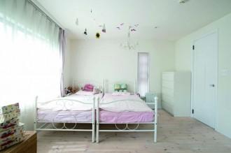 子供、キッズ、ベッド、寝室、株式会社FILE、フィール