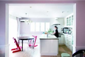 内窓、窓枠、ローズウッド、木製、ダイニング、テーブル、株式会社FILE、フィール