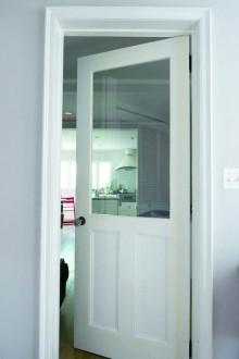 玄関、ホール、design、ドア、壁塗装、壁色、株式会社FILE、フィール