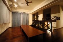 木製、テーブル、小上がり、畳、すむ図鑑